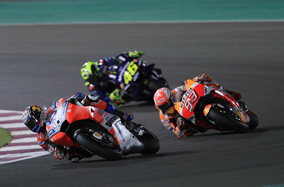 Grand Prix of Qatar 2018 MotoGP Race