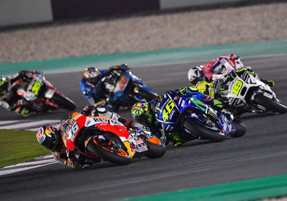 Grand Prix of Qatar Moto2 2018 Race