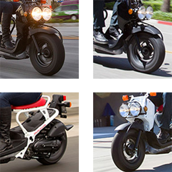 Ruckus 2018 Honda Scooter Specs