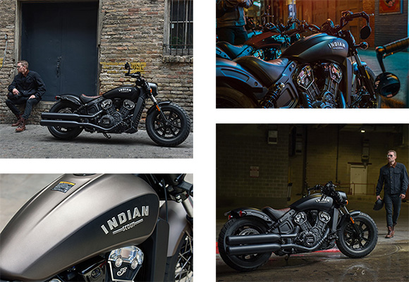 2018 Indian Scout Bobber Cruisers Motorcycle Specs