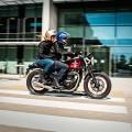 2018 Triumph Street Twin Modern Classics Bike