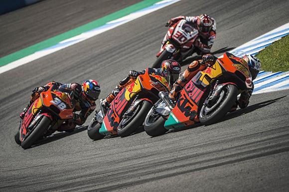 Gran Premio Red Bull De Espana MotoGP Race 2018
