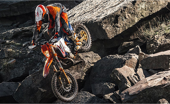 KTM 2018 300 EXC TPI Six Days