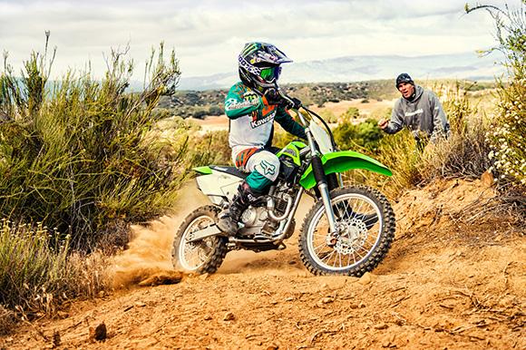 Kawasaki KLX140 2018 Off-Road Motorcycle