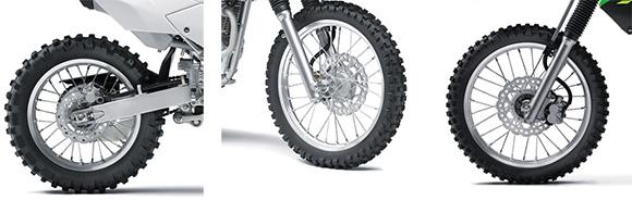 Kawasaki KLX140 2018 Off-Road Motorcycle Specs