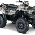 Suzuki 2018 KingQuad 500AXi Camo Utility ATV