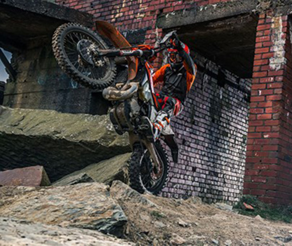 2018 KTM 300 EXC TPI Enduro Dirt Bike