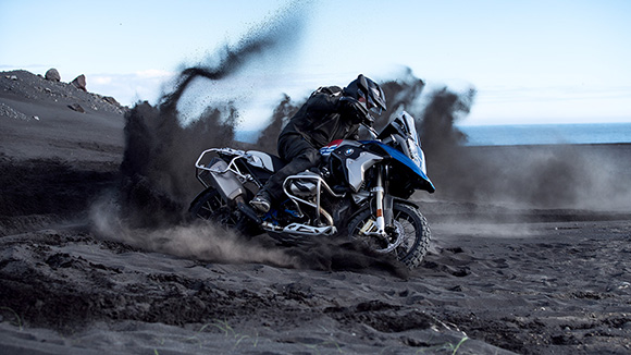 2018 R 1200 GS BMW Powerful Adventure Motorcycle