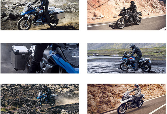 2018 R 1200 GS BMW Powerful Adventure Motorcycle Specs