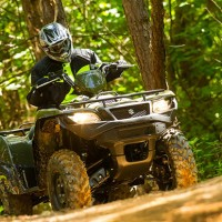 2018 Suzuki KingQuad 500AXi Power Steering Utility ATV