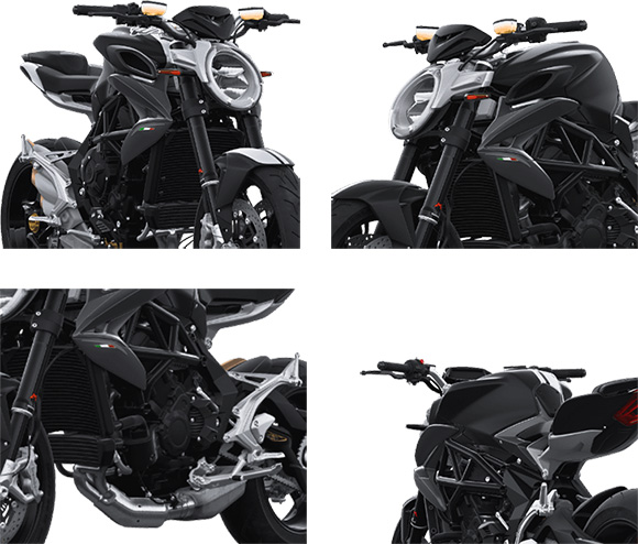 Brutale 800 2018 MV Agusta Naked Bike