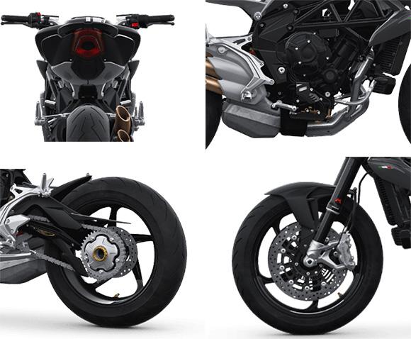 Brutale 800 2018 MV Agusta Naked Bike Specs