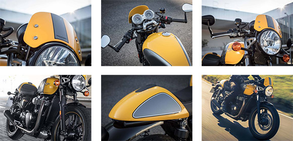 Street Cup 2018 Triumph Modern Classic Motorcycle Specs