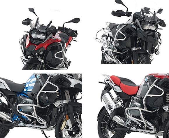 2018 BMW R 1200 GS Adventure Bike Specs