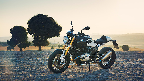 2018 BMW R nine T Heritage Bike