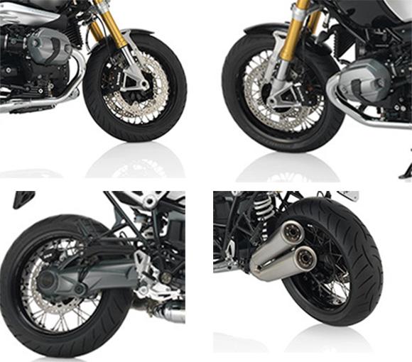 2018 BMW R nine T Heritage Bike Specs