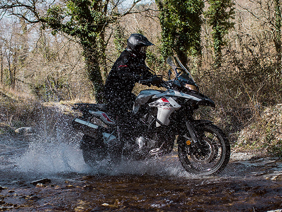 2018 Benelli TRK 502 X Ultimate Adventure Bike - Review