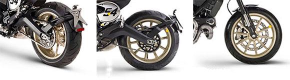 2018 Ducati Café Racer Scrambler Specs
