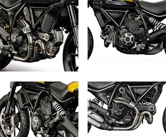 2018 Ducati Full Throttle Scrambler Specs
