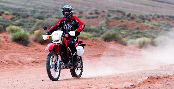 2018 Honda XR650L Adventure Bike - Review Price Specs