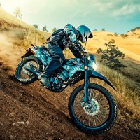 2018 KLX250 Camo Kawasaki Dual Purpose Bike