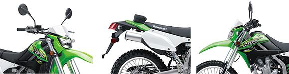 2018 KLX250 Kawasaki Dual Sports Bike Specs