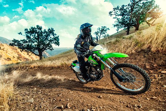 2018 KLX250 Kawasaki Dual Sports Bike
