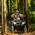 2018 KingQuad Suzuki 500AXi Power Steering Camo Utility ATV