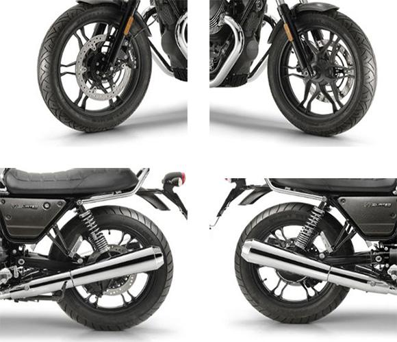 2018 V7 III Limited Moto Guzzi Classic Bike Specs