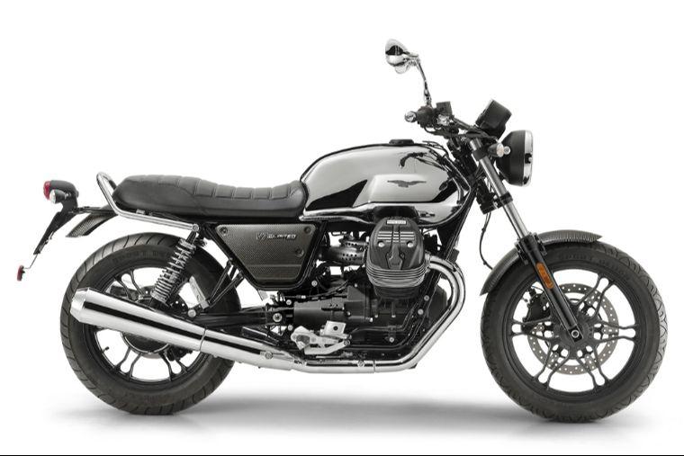 2018 V7 III Limited Moto Guzzi Classic Bike
