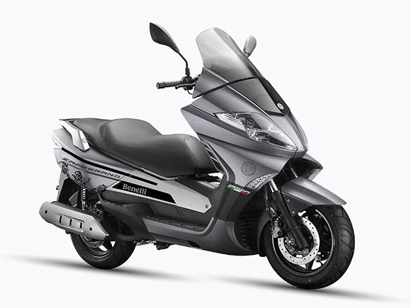 Benelli 2018 Zafferano 250 Scooter