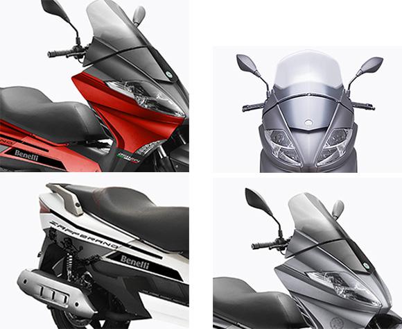 Benelli 2018 Zafferano 250 Scooter Specs