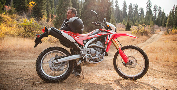 Honda 2018 CRF250L and CRF250L Rally Dual Sports Bike