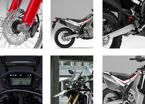 Honda 2018 CRF250L and CRF250L Rally Dual Sports Bike Specs