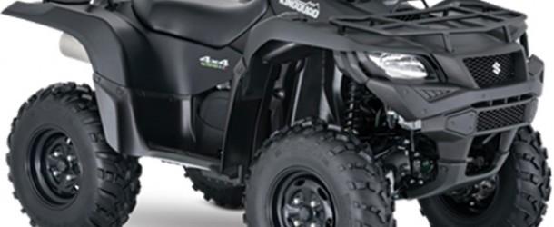 Suzuki 2018 KingQuad 500AXi Power Steering Special Edition