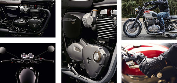 2018 Bonneville Triumph T120 Modern Classic Specs