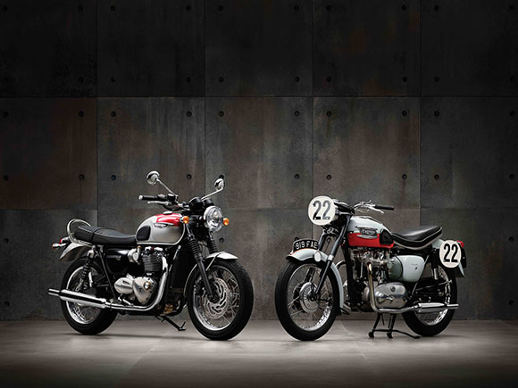 2018 Bonneville Triumph T120 Modern Classic