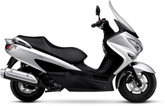 2018 Burgman 200 Suzuki Scooter