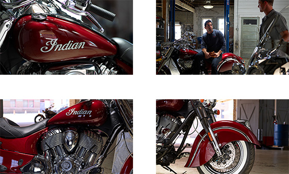 2018 Indian Chief Classic Cruisers Motorcycle Specs