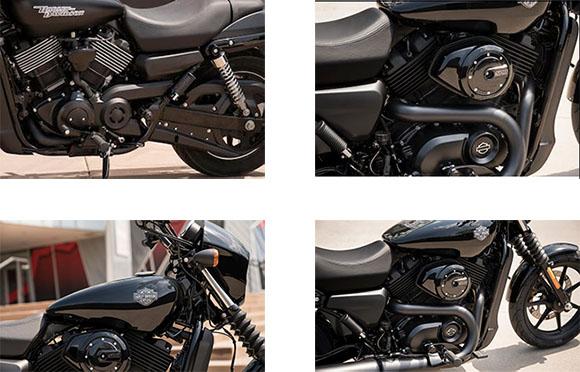 2019 Harley-Davidson Street 500 Motorcycle Specs