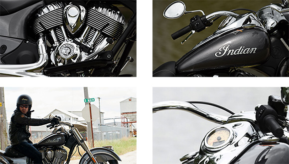 Indian Chief 2018 Cruiser Specs