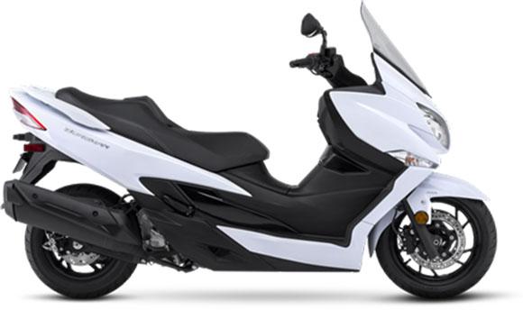 Suzuki 2018 Burgman 400 Scooter