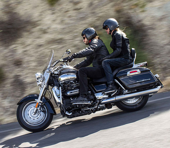 Triumph 2018 Rocket III Roadster ABS Cruisers
