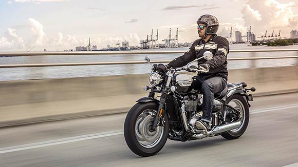 Triumph Bonneville Speedmaster 2018 Modern Classic Bike