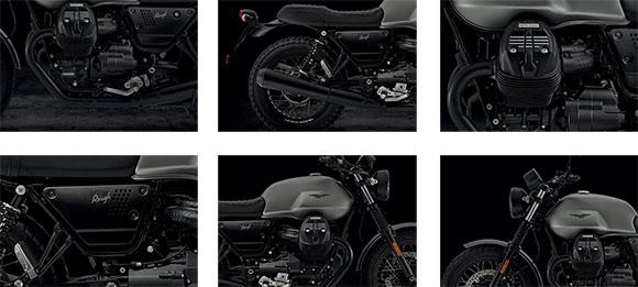 V7 III Rough 2018 Moto Guzzi Classic Bike Specs