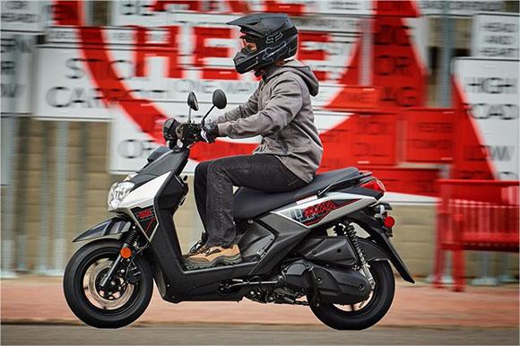 Yamaha Zuma 125 2018 Scooter