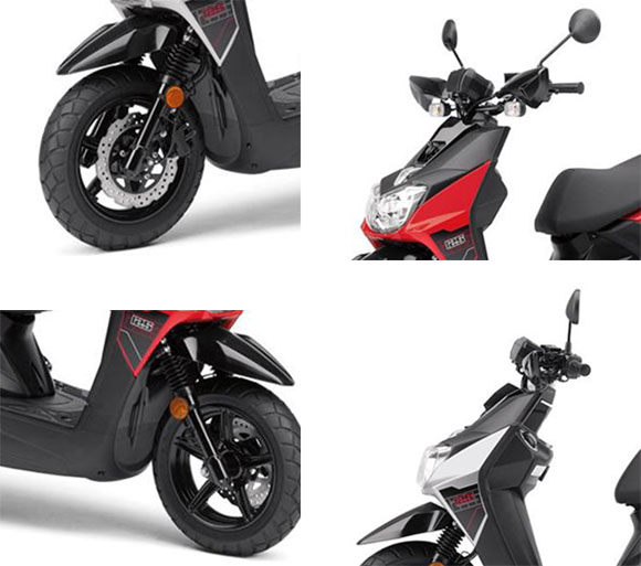 Yamaha Zuma 125 2018 Scooter - Review Specs Price Pics