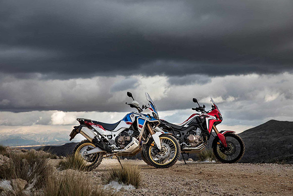 2018 Honda Africa Twin & Africa Twin Adventure Sports