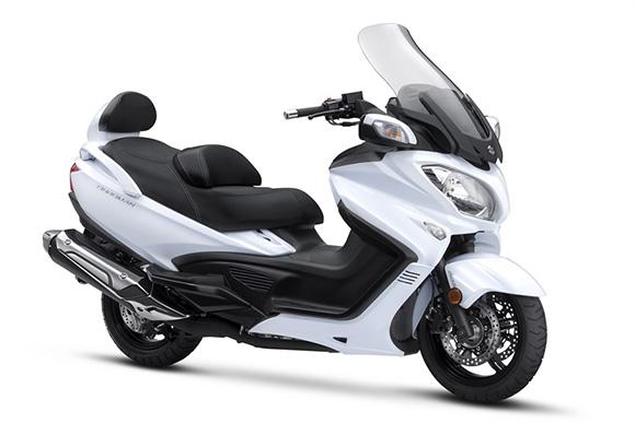2018 Suzuki Burgman 650 Executive Scooter