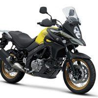 2018 Suzuki V-Strom 650XT Adventure Bike
